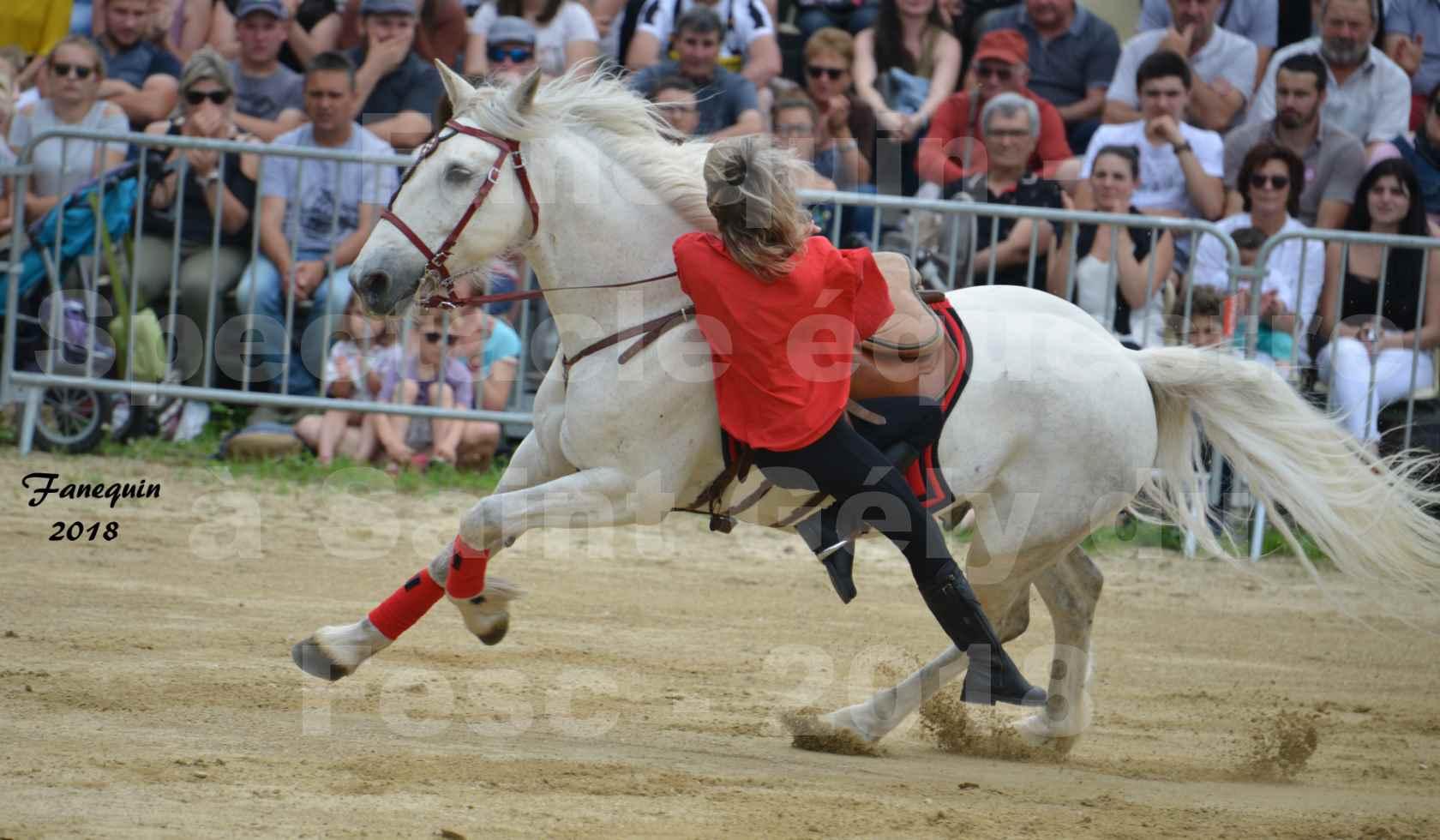 Spectacle Équestre le 3 juin 2018 à Saint Gély du Fesc - Voltige équestre - Troupe de Jean Antoine FIRMIN - 25
