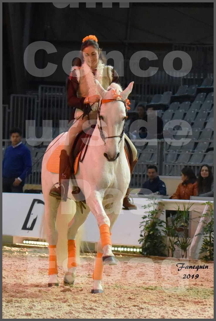 """Cheval Passion 2019 - Concours de Pas Espagnol - Étalon """"ZIDANE"""" - 19"""