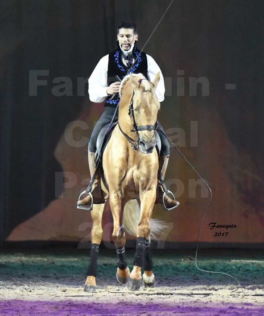 Cheval Passion 2017 - Gala des Crinières d'OR - GARI ZOHER