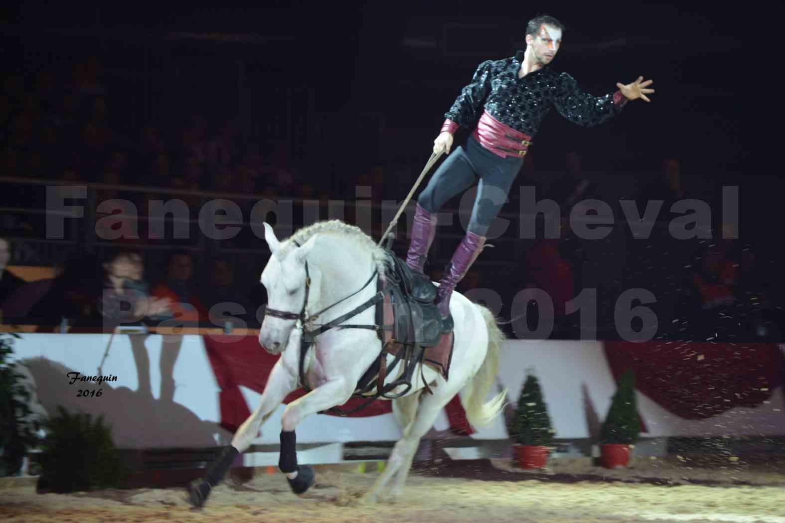 Cheval Passion 2016 - Spectacle les Crinières d'OR - Troupe JEHOL - 1
