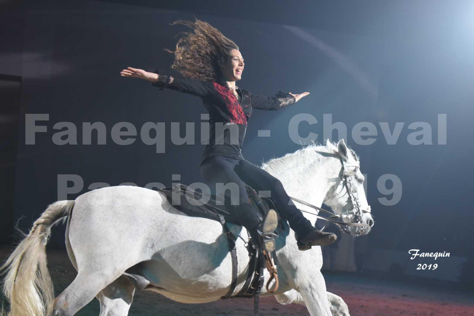 Cheval Passion 2019 - Marion LESAGE - dans le Cabaret Équestre - HALL A - 06