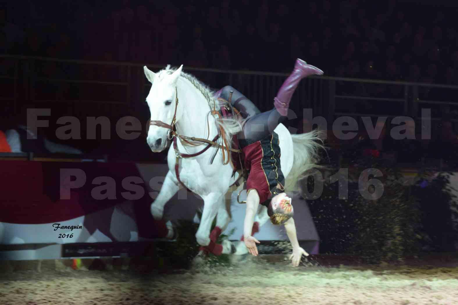 Cheval Passion 2016 - Spectacle les Crinières d'OR - Troupe JEHOL - 5