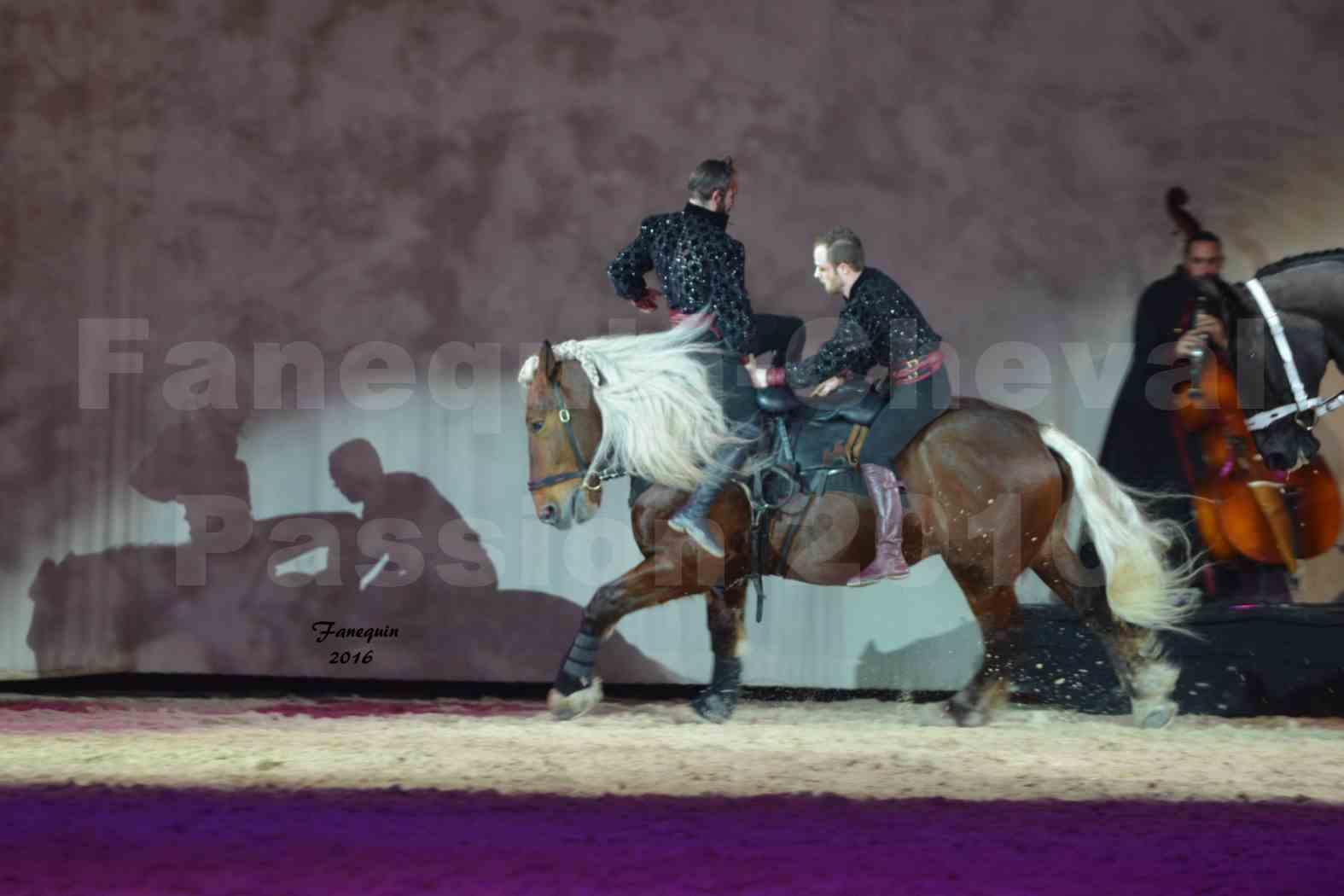 Cheval Passion 2016 - Spectacle les Crinières d'OR - Troupe JEHOL - 7