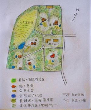 生態社區範例 ,圖片提供:Thommas Chuang