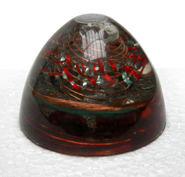 Sata Granada parabólica 4 cristales biterminados