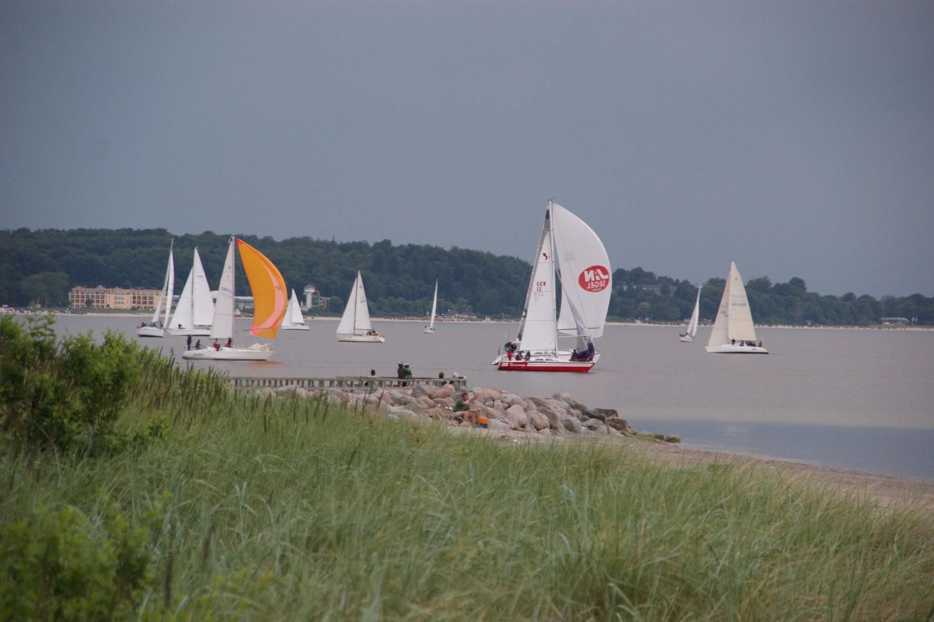 ... macht Lust auf Wind und Meer