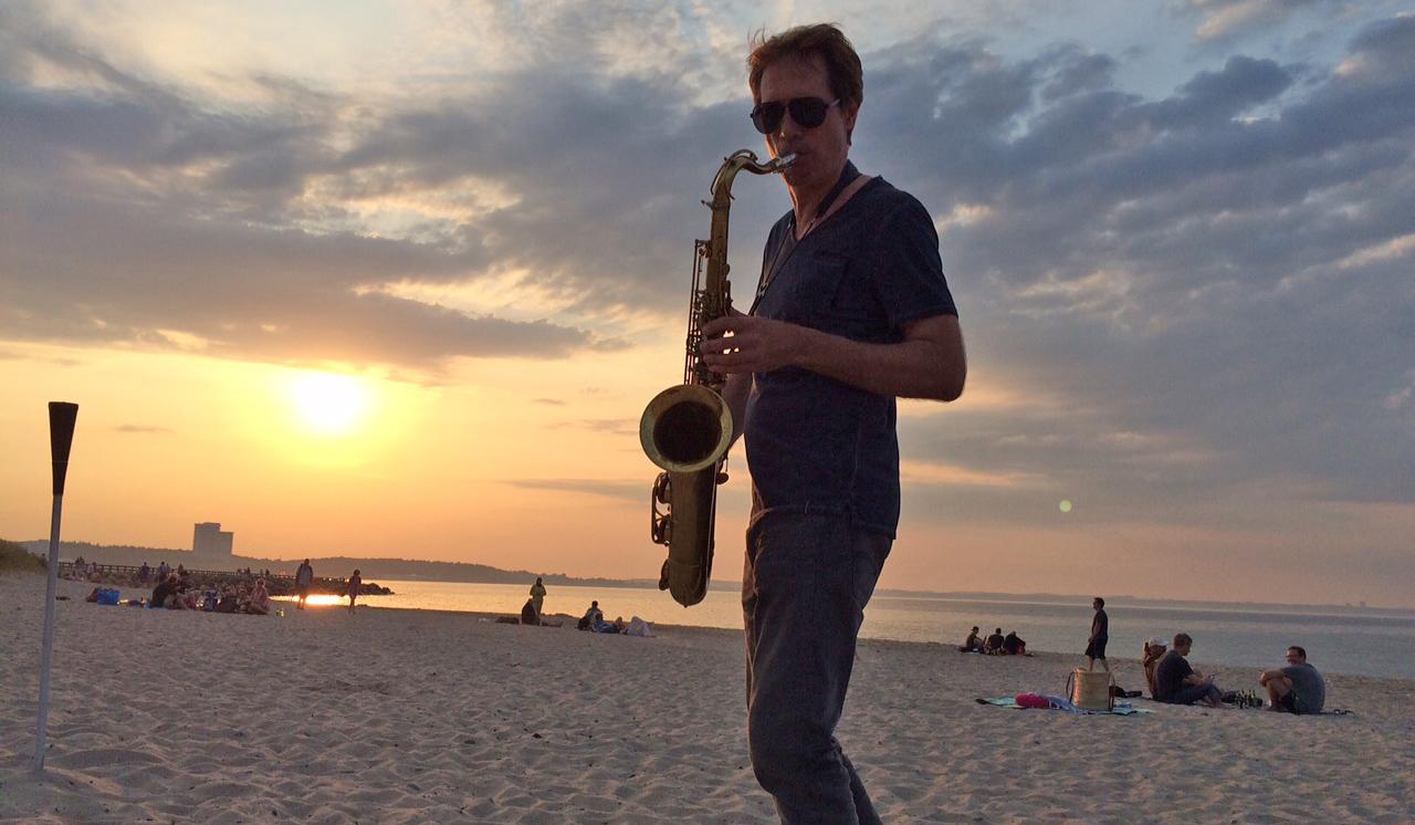 virtuoser Musiker Karsten Glinski