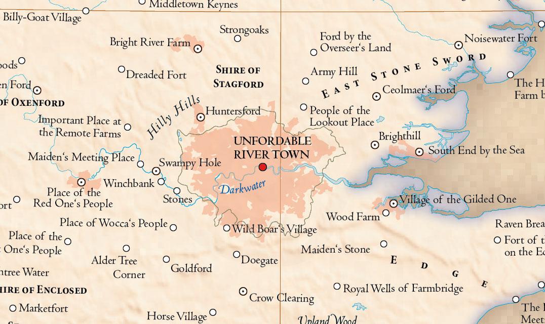 Atlas of True Names - British Isles