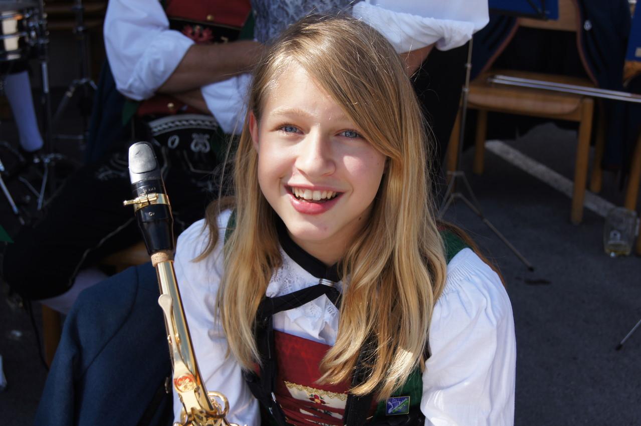 Beim Musikausflug nach Schwarzach/Vbg. (c) Schneider T.