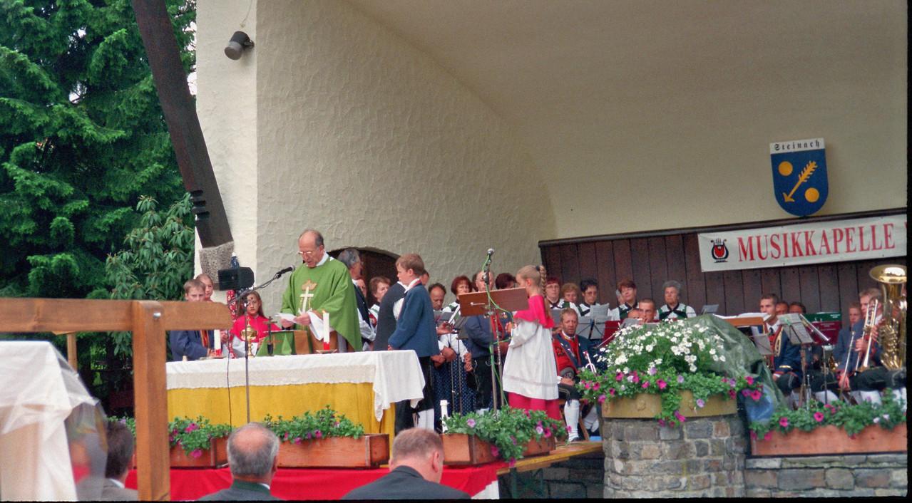 Bezirksmusikfest - Messe (Steinach) (c) Werner Daum