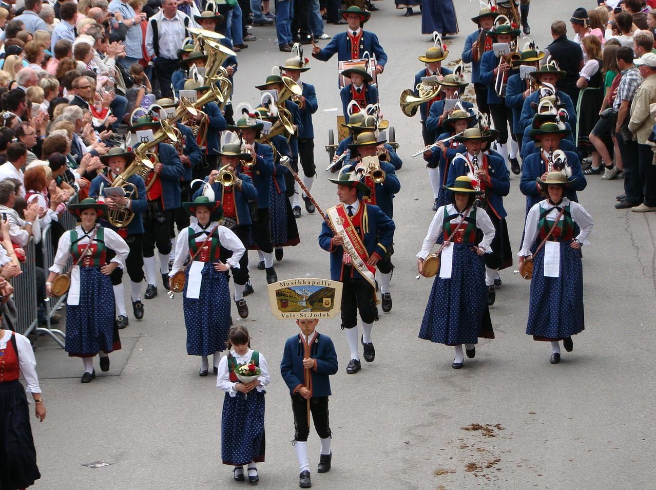 Gauderfest in Zell am Ziller (c) Werner Daum