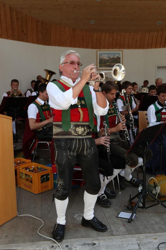 Konzert MK Matrei/Mühlbachl/Pfons (c) Werner Hammerle