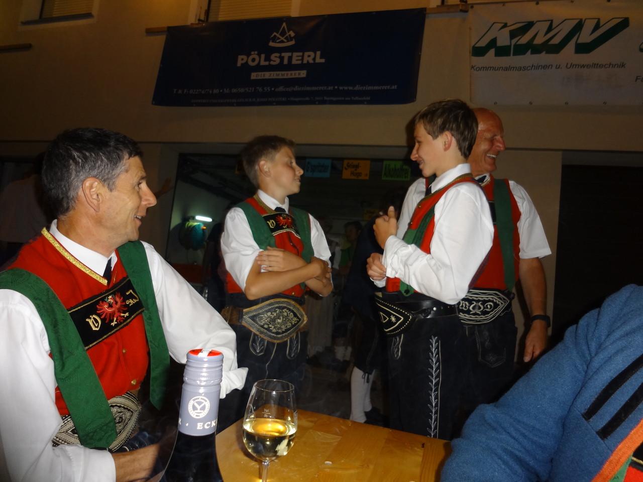 Beim Fest (c) T.Schneider