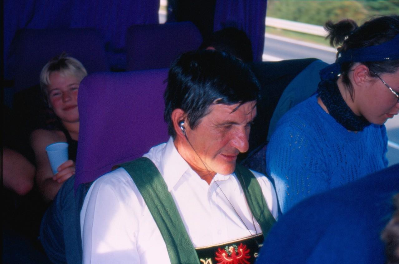 Fahrt nach Meersburg/Bodensee (c) Manni Mair