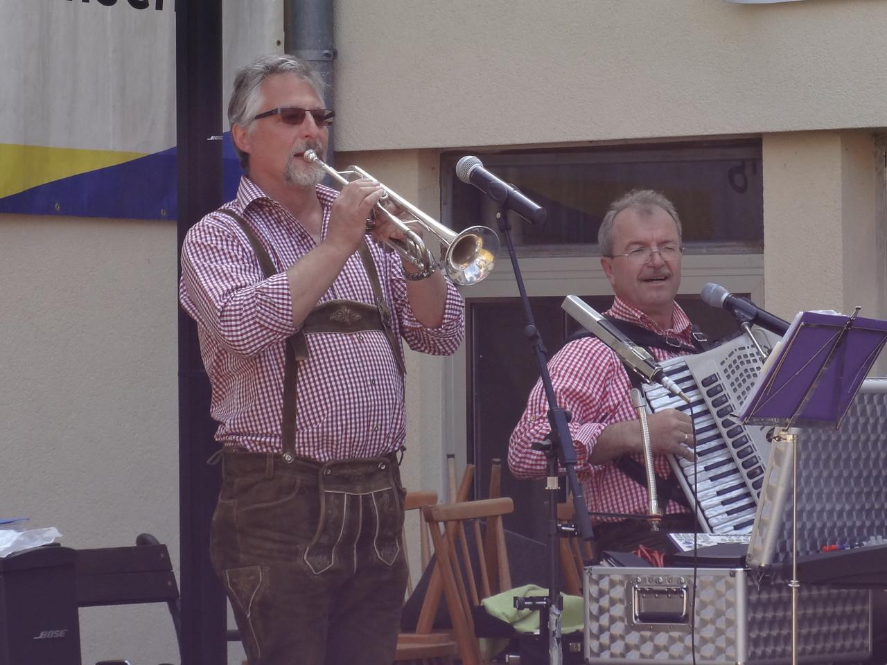 Olperer Duo (c) T.Schneider