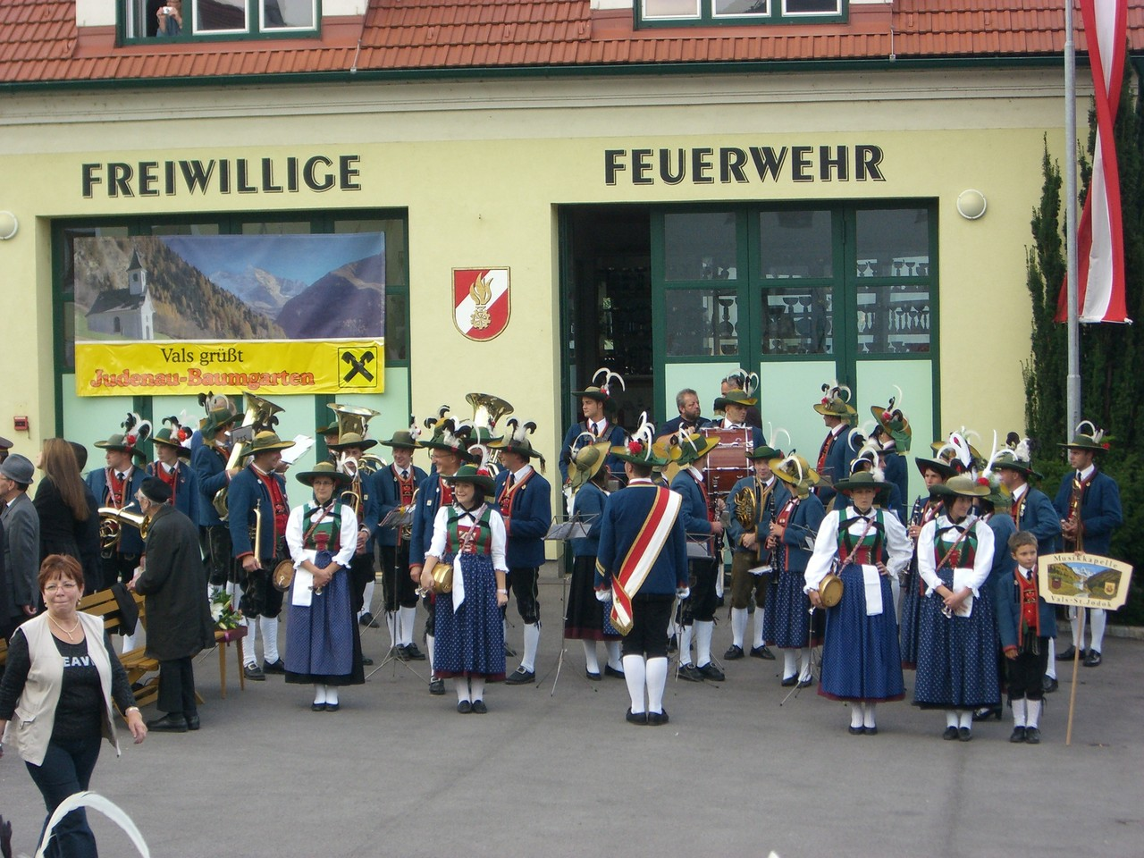 Partnerschaftsfeier in Baumgarten/NÖ (c) Werner Daum