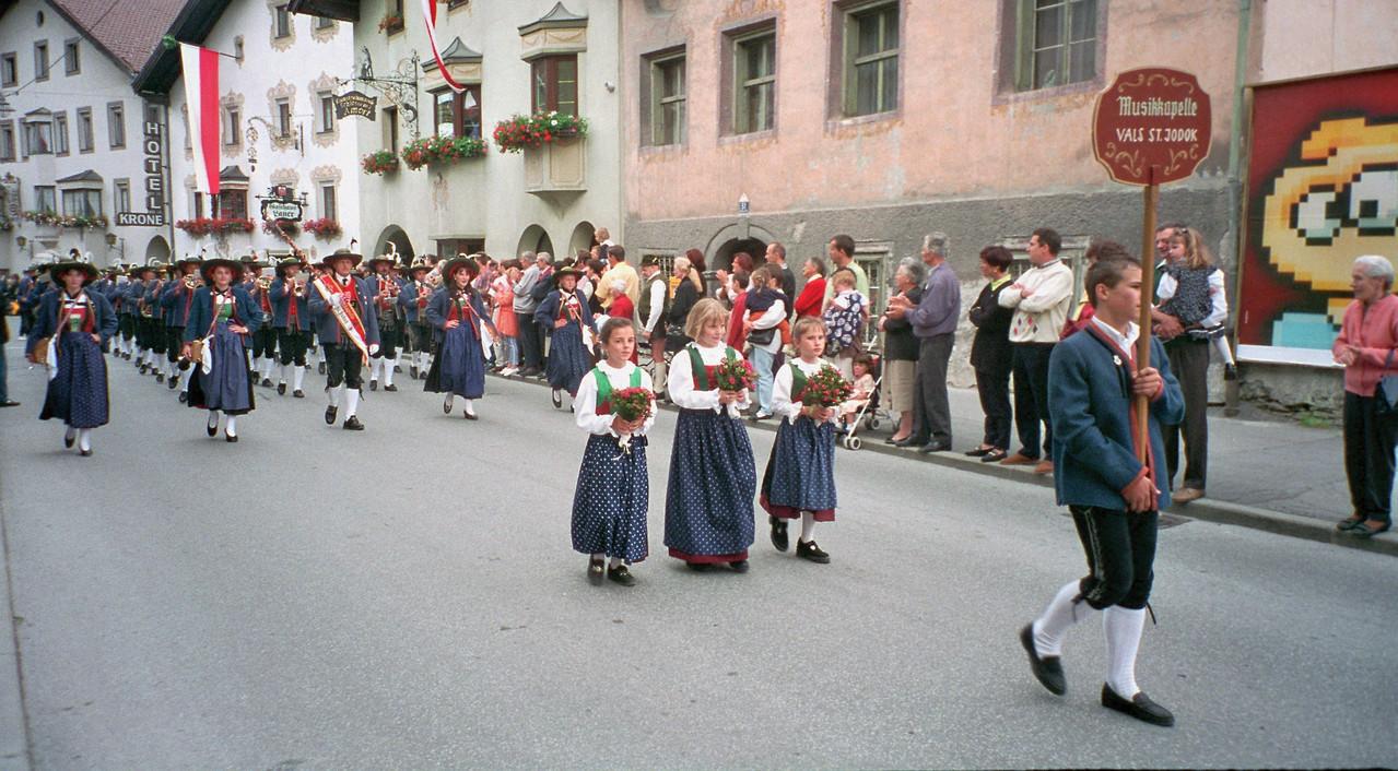 Bezirksmusikfest in Matrei (c) Manni Mair
