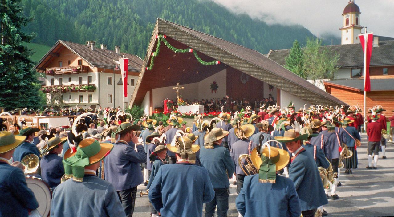 Bezirksmusikfest in Neustift (c) Werner Daum