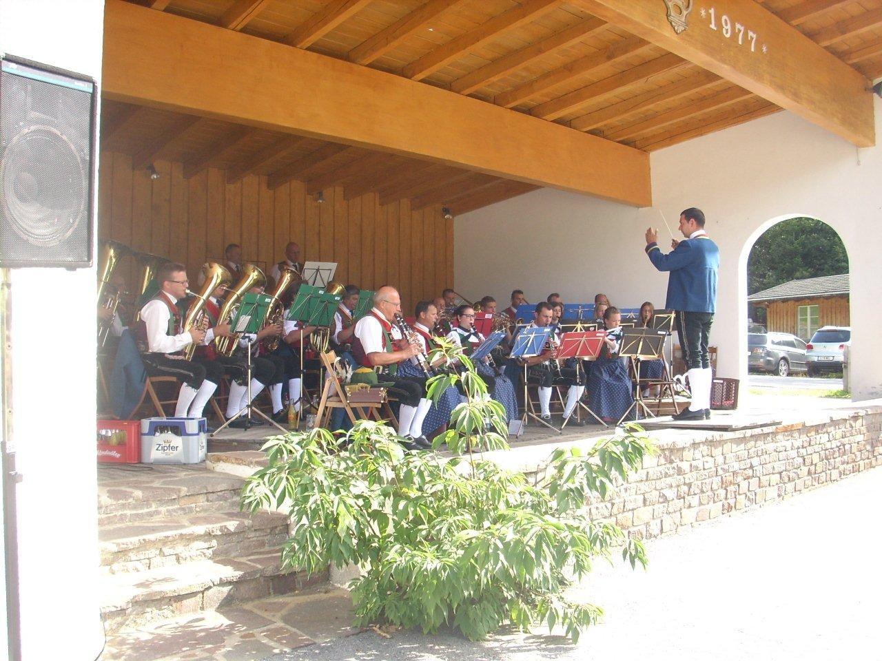 Tag der Blasmusik Schmirn (c) Reinhard Auer