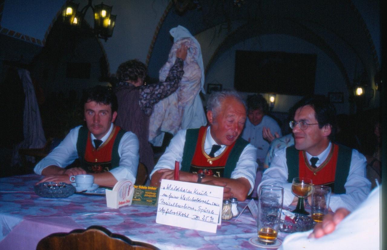 Beim Ausflug nach Meersburg/Bodensee (c) Manni Mair