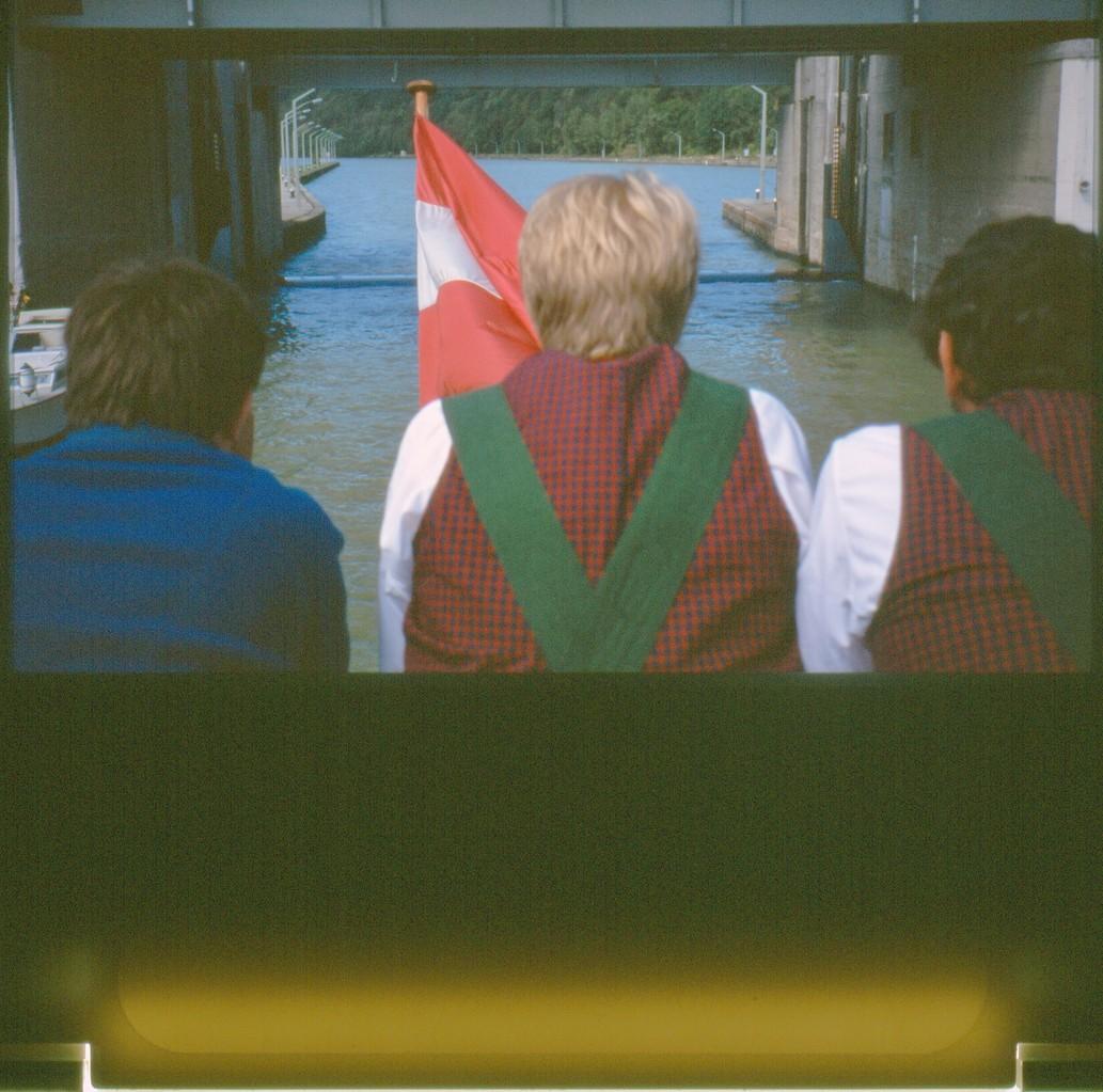 Ausflug Baumgarten - Schifffahrt (c) Manni Mair