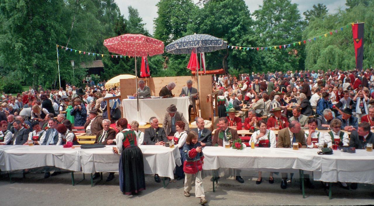 Bezirksmusikfest (Steinach) (c) Werner Daum