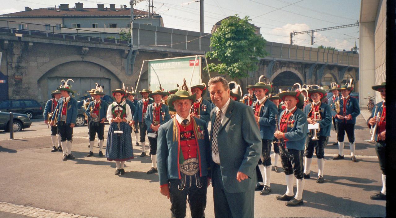 ÖVP Parteitag Innsbruck (c) Werner Daum
