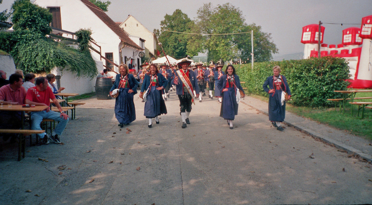 Kellergassenfest (c) Werner Daum