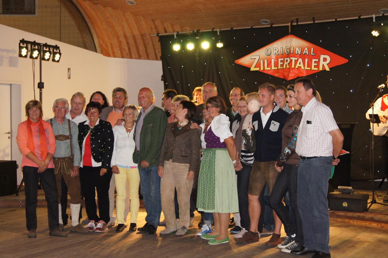 Gäste aus Baumgarten (c) Schneider T.