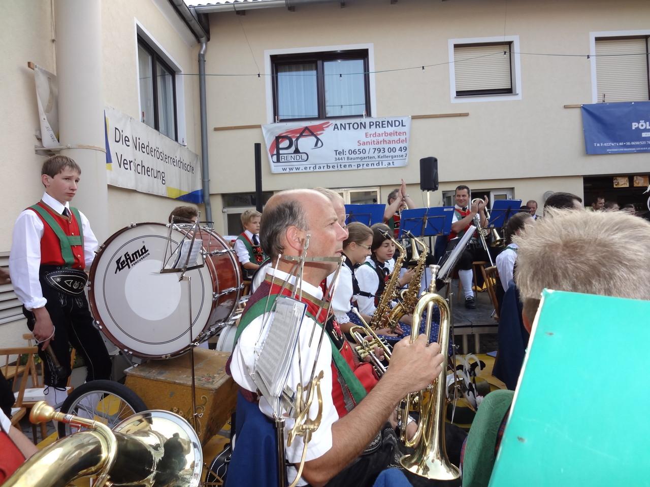 Beim Konzert (c) T.Schneider