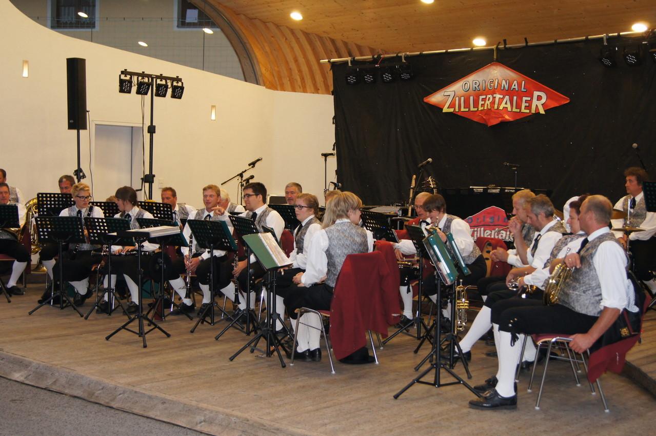Konzert der MK Schwarzach (c) Schneider T.