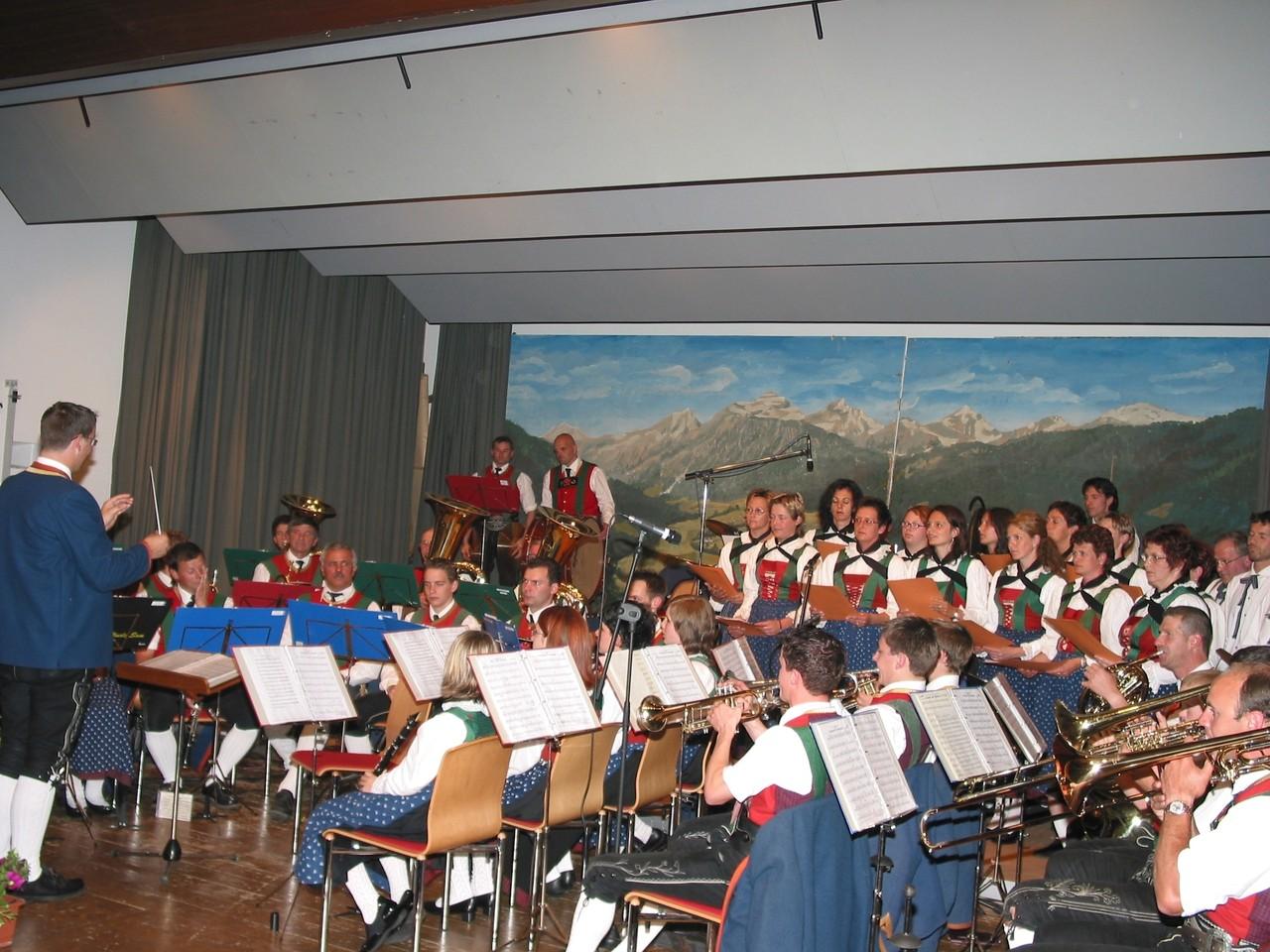 Frühjahrskonzert mit Chor (c) Werner Daum