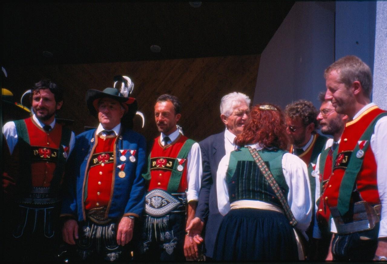Bezirksmusikfest Ehrungen (c) Manni Mair