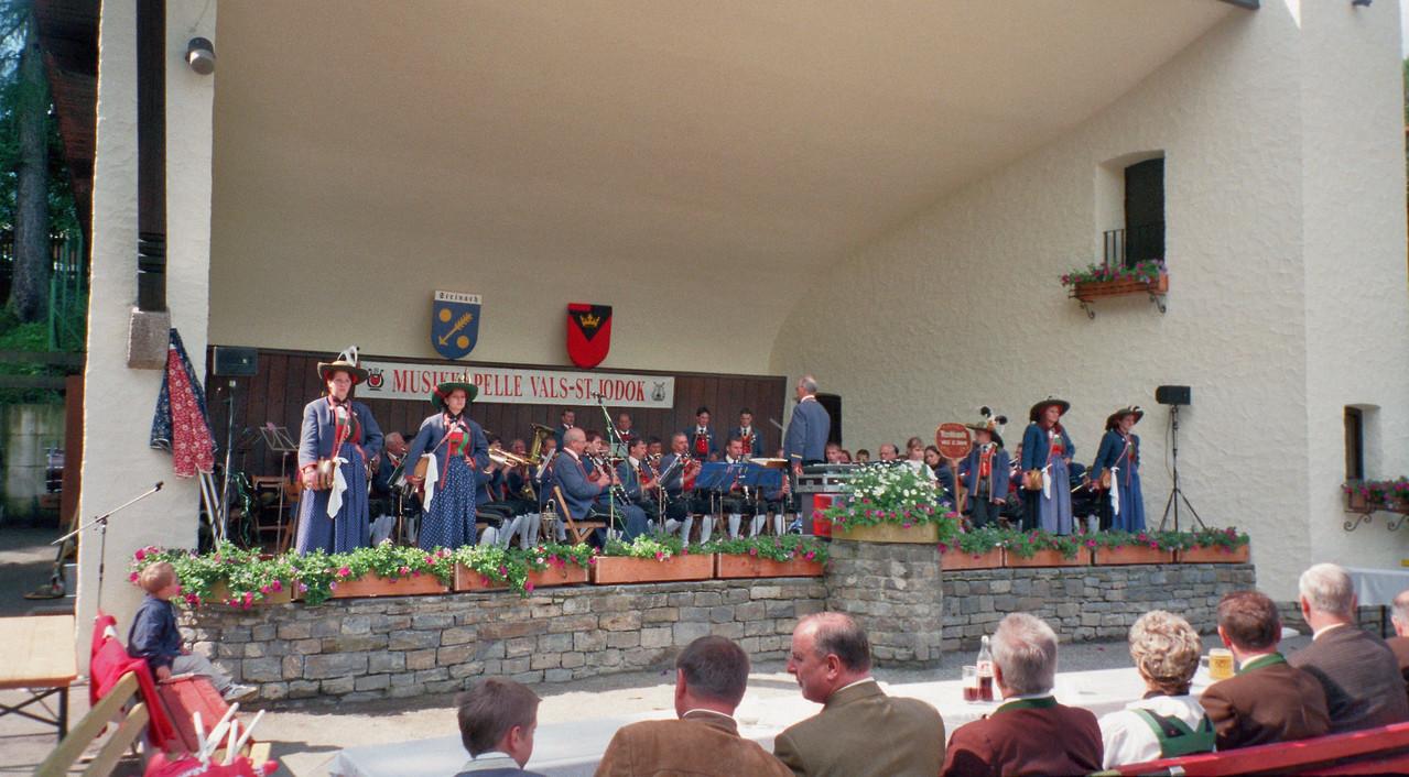 Bezirksmusikfest - Konzert (Steinach) (c) Werner Daum