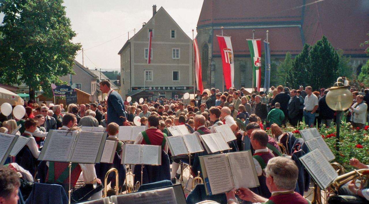Konzert in Sierning (c) Werner Daum