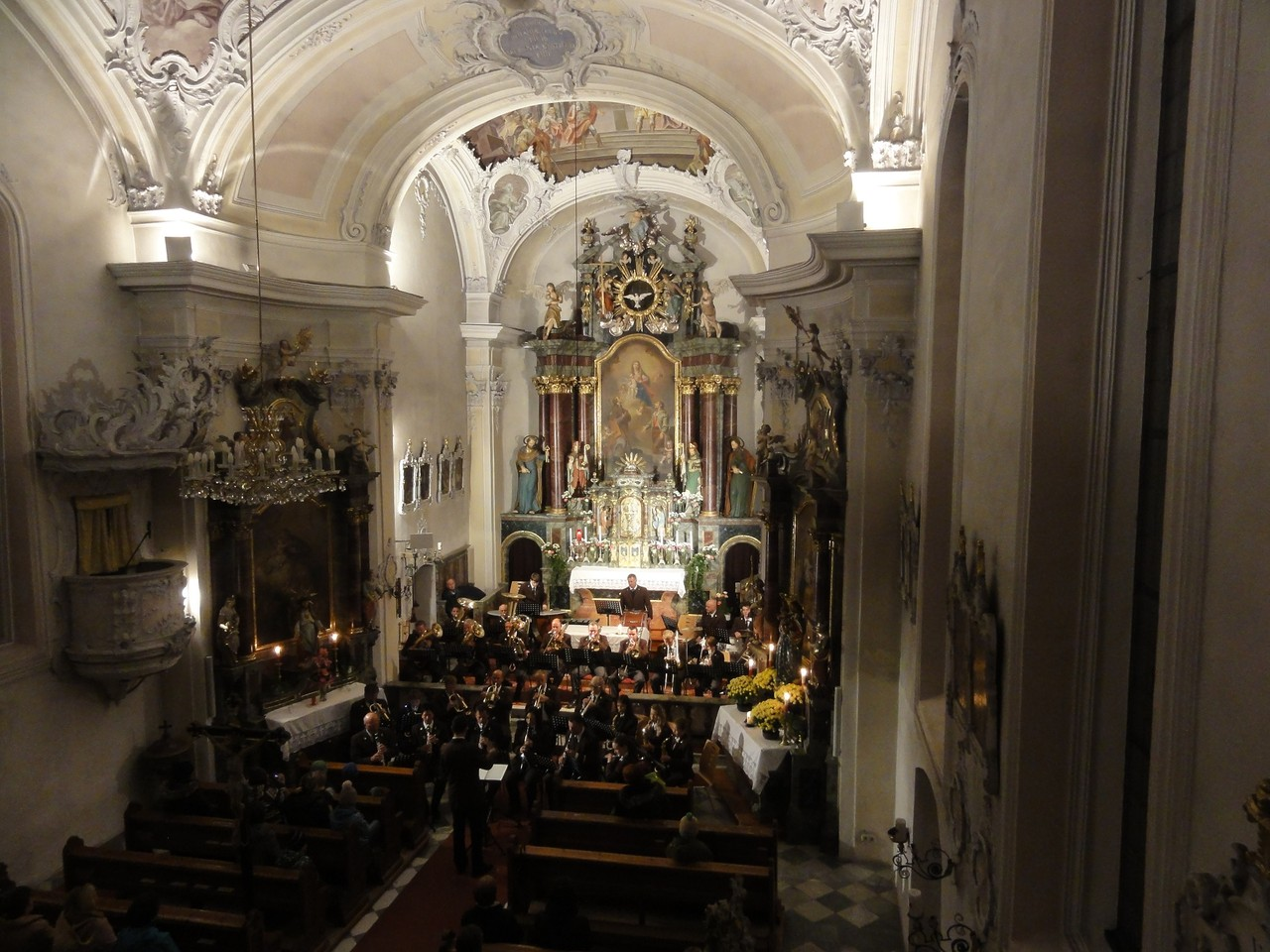 Kirchenkonzert  (c) Werner Daum