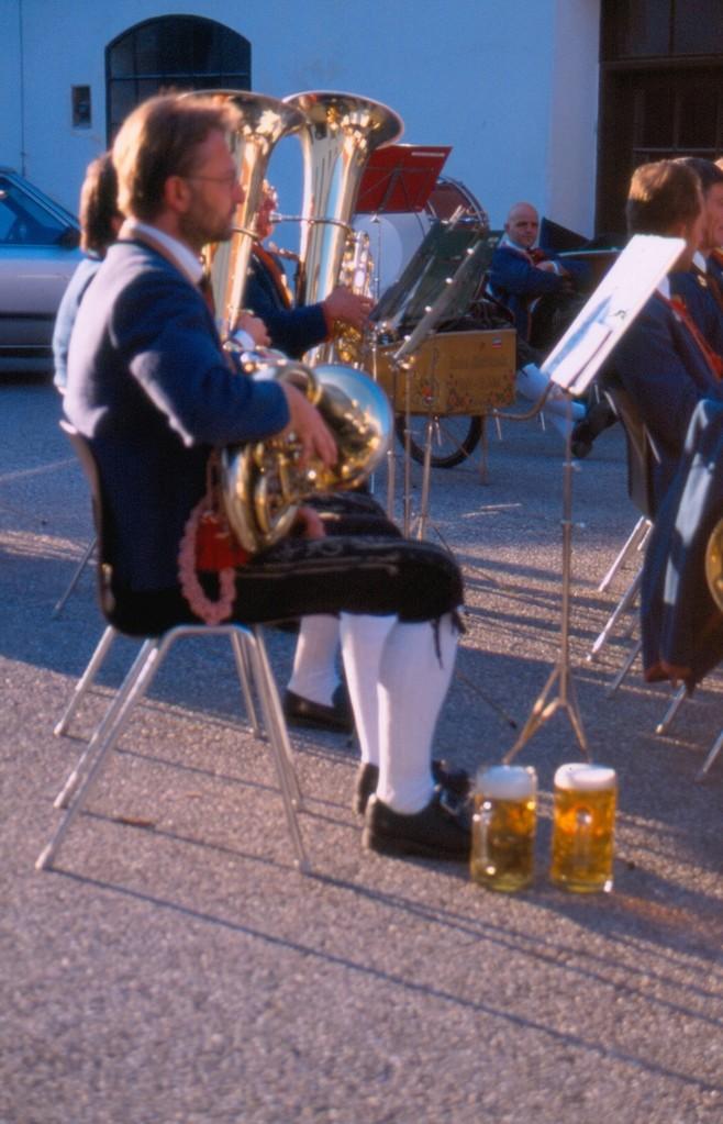 Beim Konzert in Sierning (c) Manni Mair