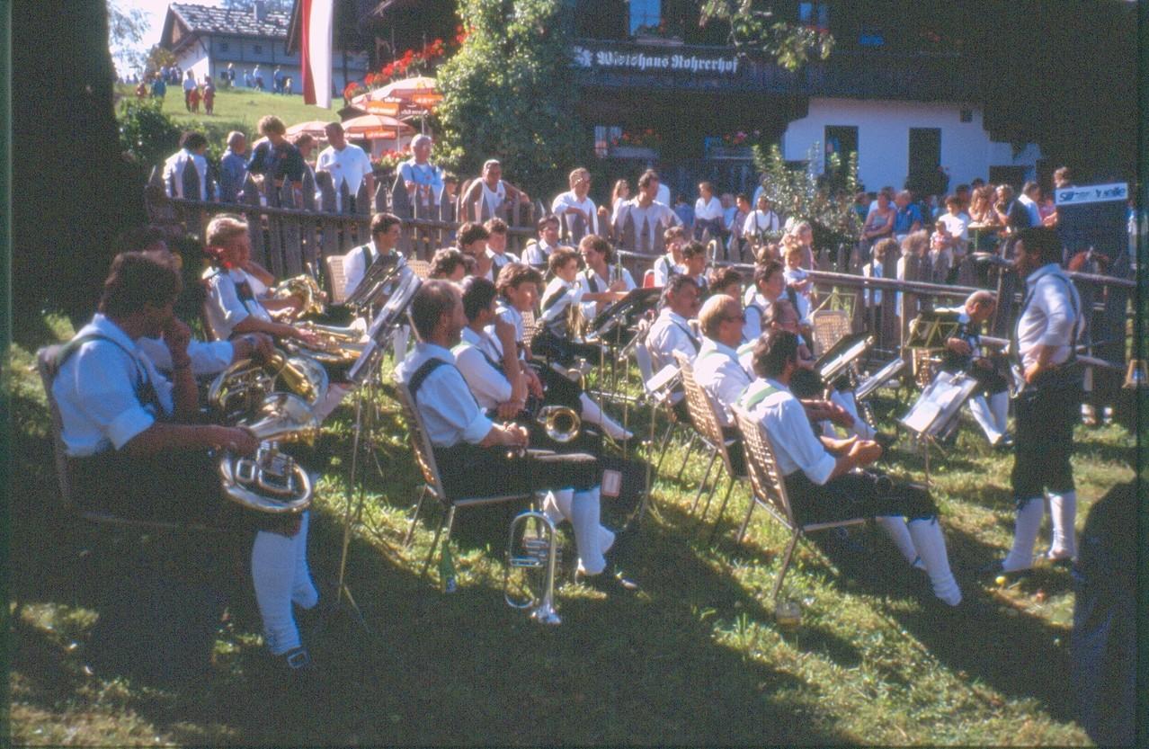 Konzert in Kramsach - Höfemuseum (c) Manni Mair