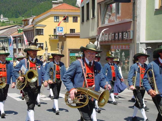 175-Jahrfeier MK Steinach Festmarsch (c) Schneider T.