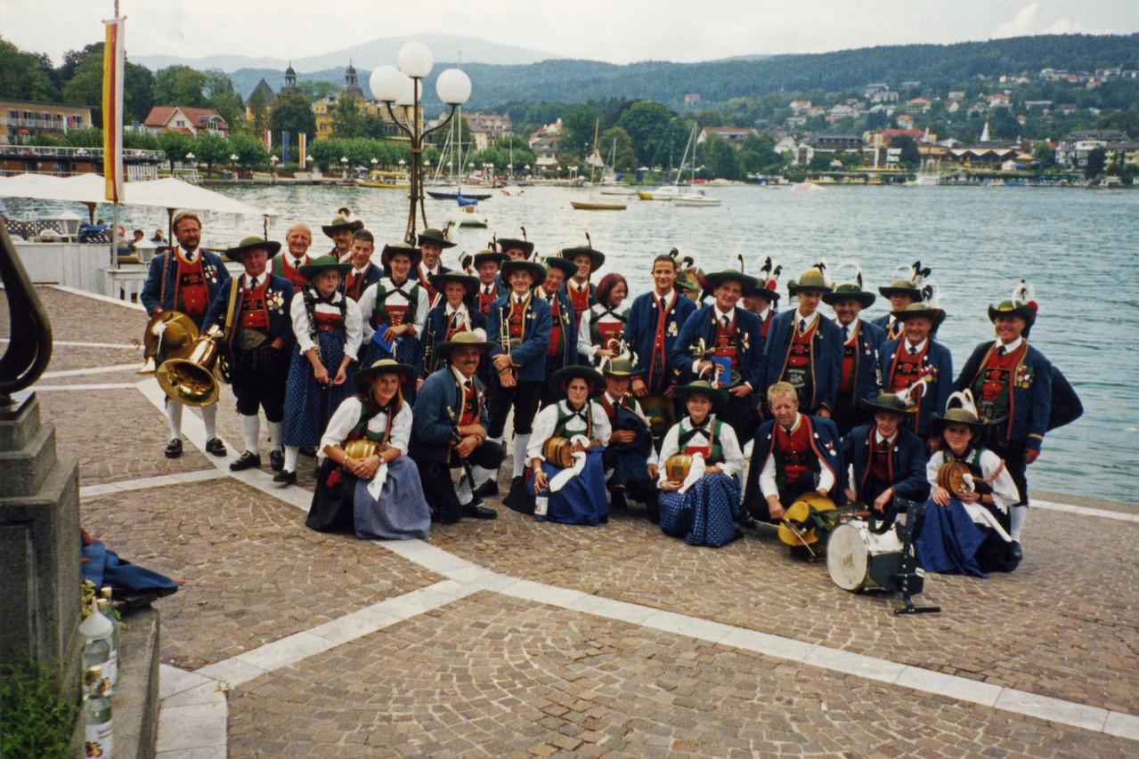 Ausflug - Konzertreise Velden/Wörthersee (c) Werner Daum