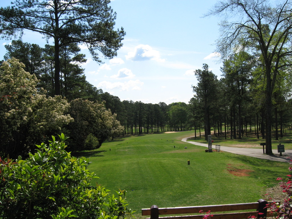 View from Hole #1