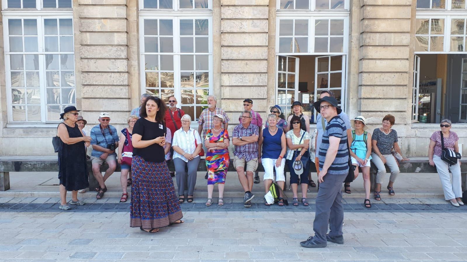 Führung rund um den Place Stanislas in Nancy