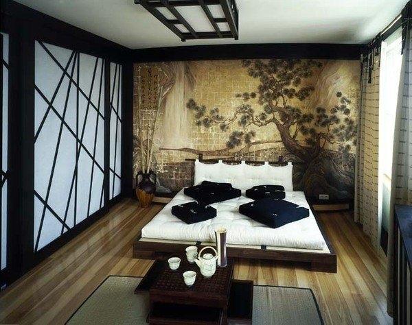 Художественная роспись стен оформление интерьера