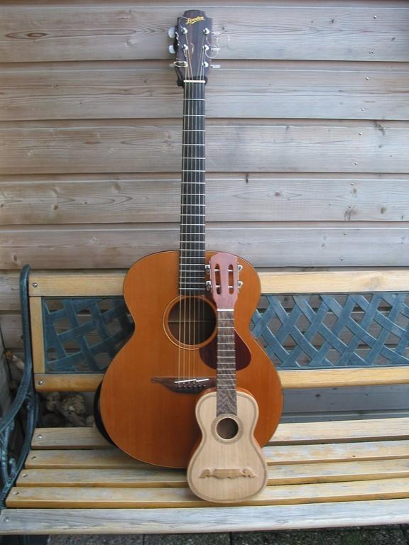 Guitare folk & cavaquinho