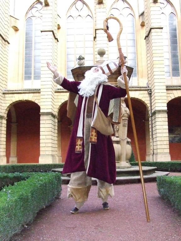 Le (très) grand Saint Nicolas