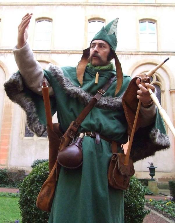Fayard,le vrai  Père Noël Vert