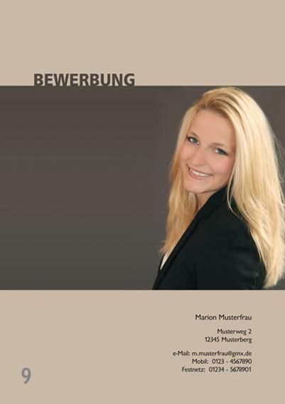 Fotograf in Viersen - Bewerbung Deckblatt 09