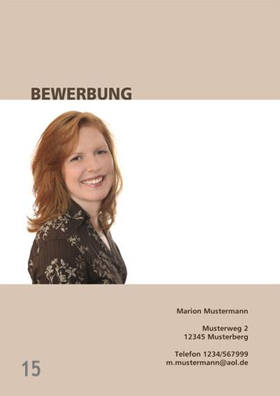 Fotograf in Viersen - Bewerbung Deckblatt 15