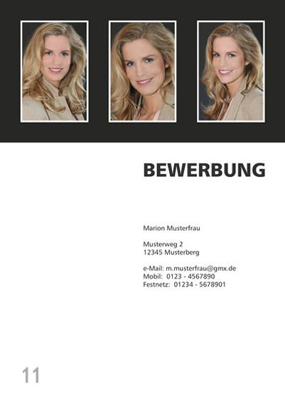 Fotograf in Viersen - Bewerbung Deckblatt 11