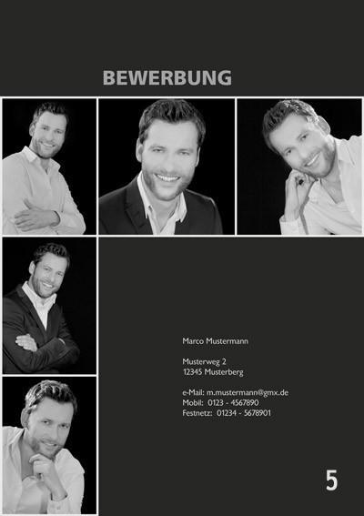 Fotograf in Viersen - Bewerbung Deckblatt 05